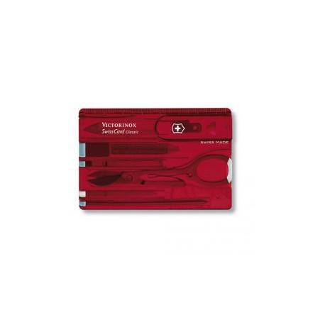 Складной нож Victorinox Swisscard 0.7100.T