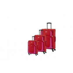 Чемодан на 4 колесах Travelite Paklite Rocco TL098240-14