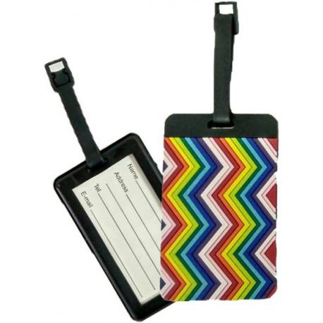 Бирка для чемодана ACCESSORIES/Zigzag Travelite TL000015-911