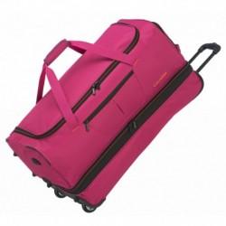 Дорожная сумка на колесах Travelite BASICS/Pink L Большая TL096276-17