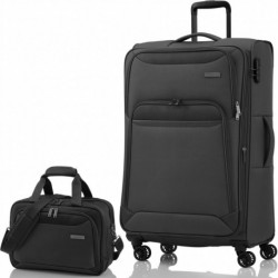 Чемодан Travelite KENDO/Black L Большой TL090341-01