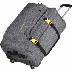 Рюкзак на колесах Travelite BASICS/Anthracite Print TL096351-04